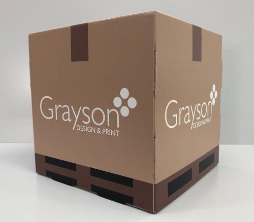Bespoke in-house Packaging & POS